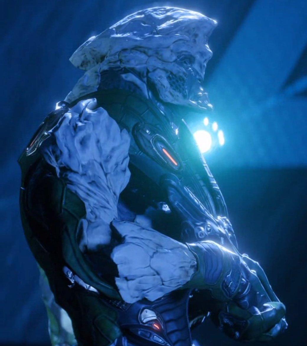 Рецензия на Mass Effect: Andromeda - Изображение 3