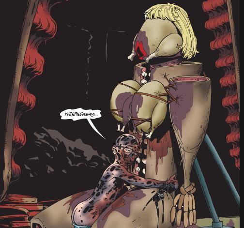 Самые жестокие иотвратительные сцены изкомикса Preacher («Проповедник») - Изображение 22