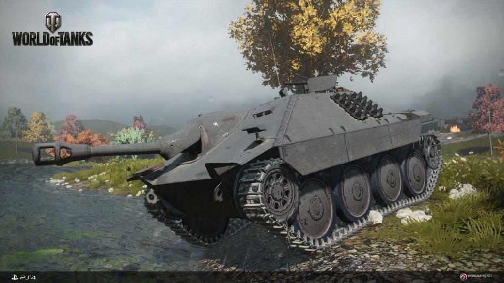 Wargaming официально анонсировала PS4-версию World of Tanks - Изображение 1