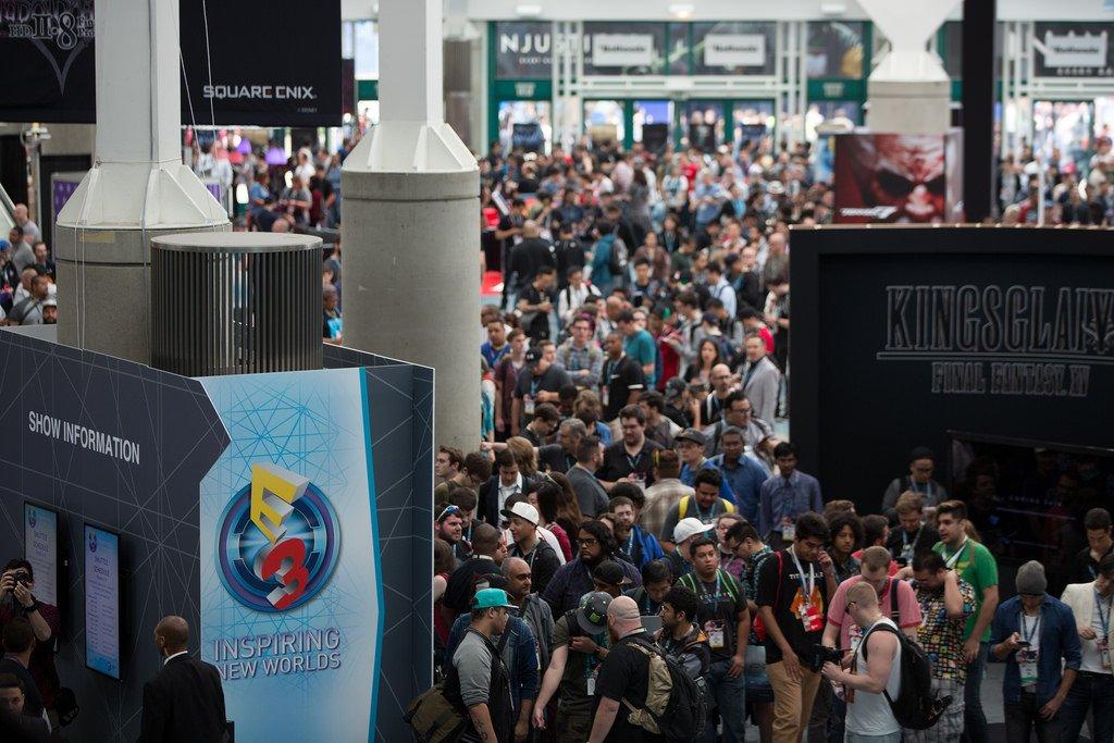 E3 2016 собрала меньше посетителей, чем предыдущая - Изображение 1
