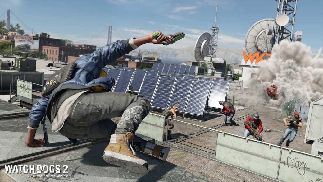 Ubisoft запустила первую фазу бесшовного мультиплеера Watch Dogs 2 - Изображение 1