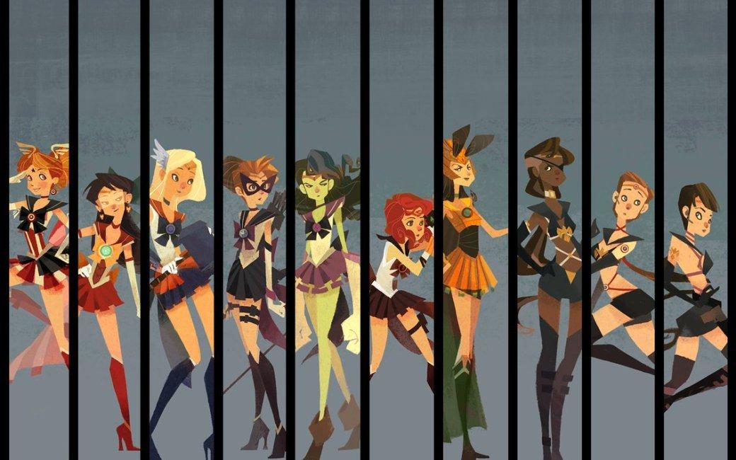 Галерея вариаций: Мстители-женщины, Мстители-дети... - Изображение 15