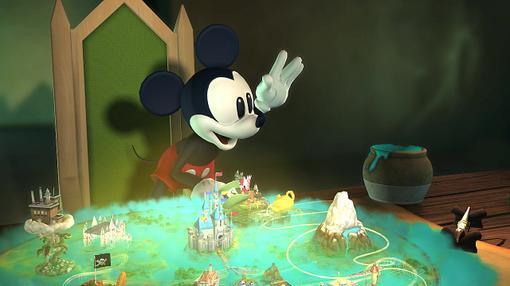 Рецензия на Epic Mickey - Изображение 1