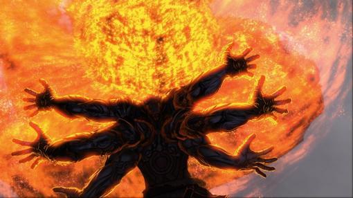 GamesCom 2011. Впечатления. Asura's Wrath. - Изображение 3