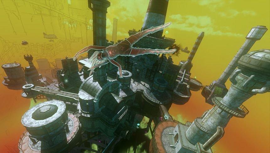 Рецензия на Gravity Rush - Изображение 2