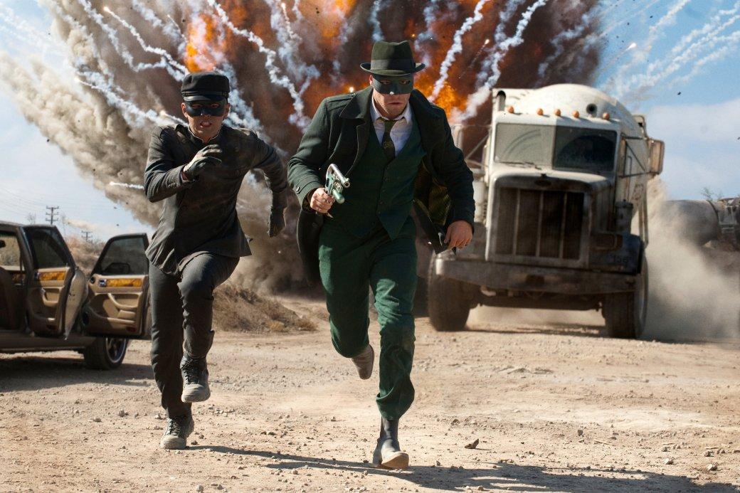 Мишель Гондри назвал «Зеленого шершня» худшим моментом своей карьеры - Изображение 1
