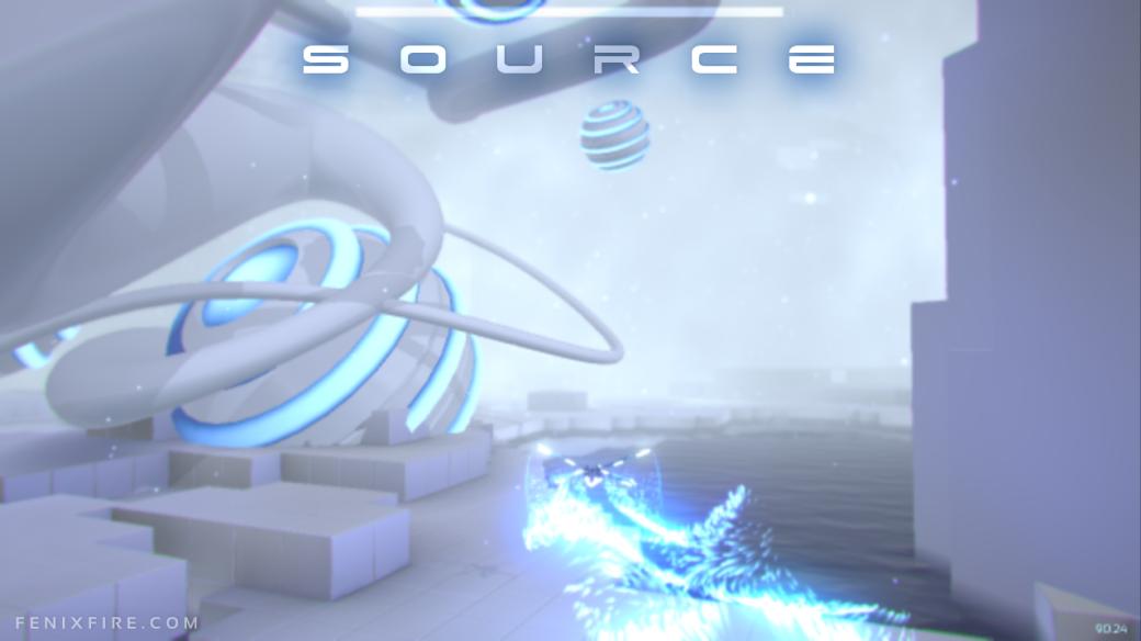 Авторы Roboto представили сюрреалистический экшен Source  - Изображение 1
