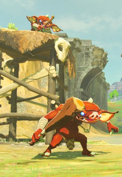 Рецензия на The Legend of Zelda: Breath of the Wild - Изображение 9
