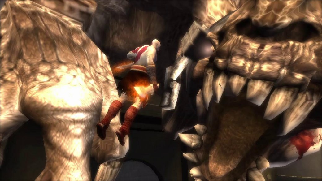 Разработчики God of War для PSP перешли на следующее поколение консолей - Изображение 1