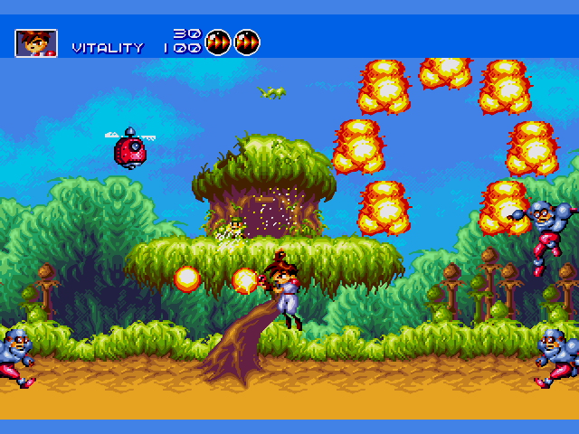 Эволюция взрывов в видеоиграх. - Изображение 4