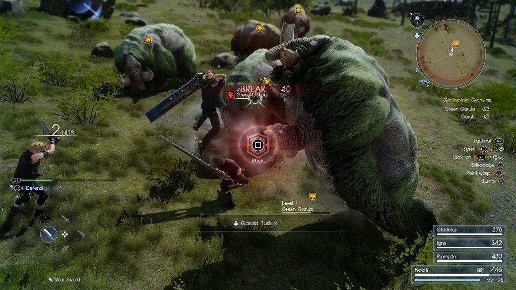 Превью Final Fantasy XV - Изображение 11
