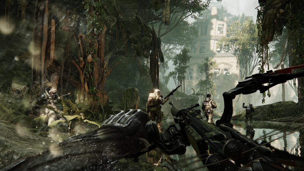 E3: Crysis 3 - наши впечатления - Изображение 3