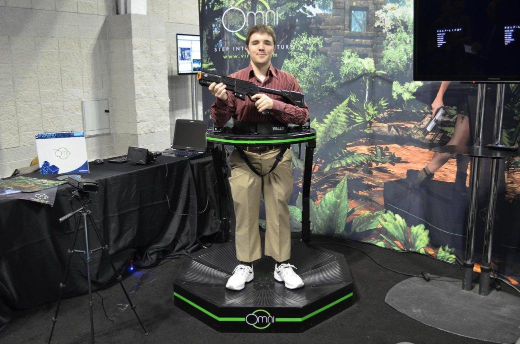 Инвесторы вложили $3 млн в беговую дорожку виртуальной реальности  - Изображение 1