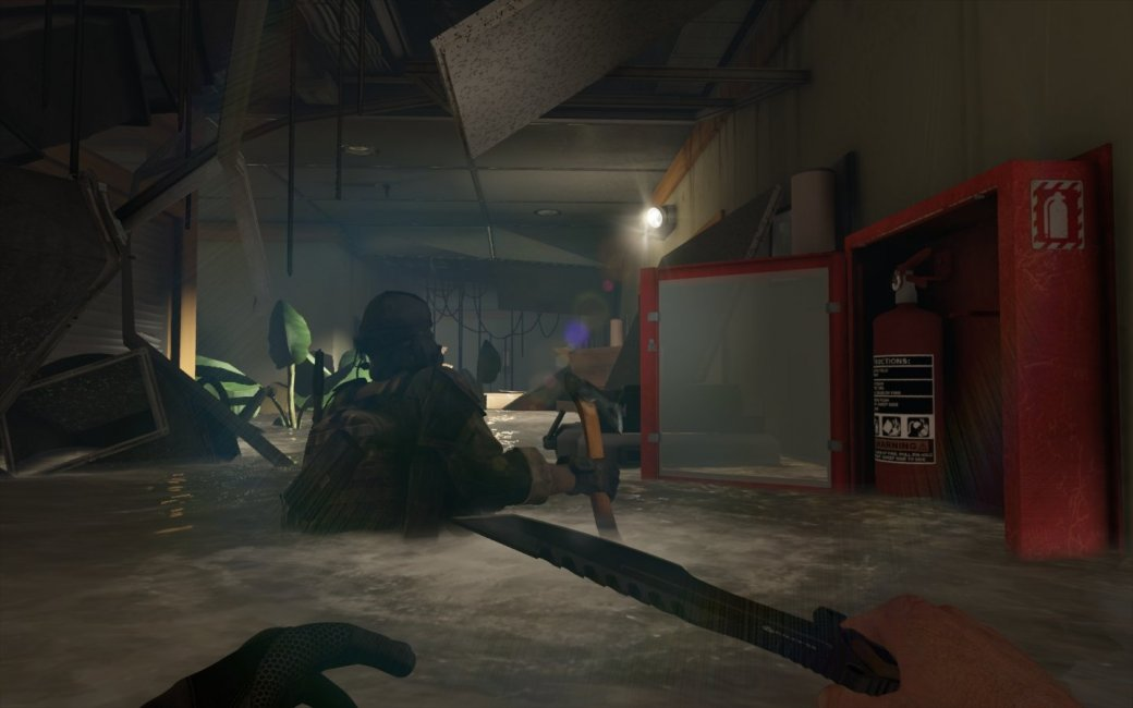 Call of Duty Ghosts Свой среди чужих . Мнение смертного .  - Изображение 11