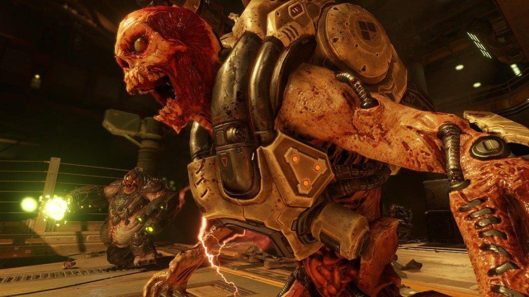 Все о Doom 4 с QuakeCon 2015: мультиплеер за Ревенанта и новые скрины - Изображение 2