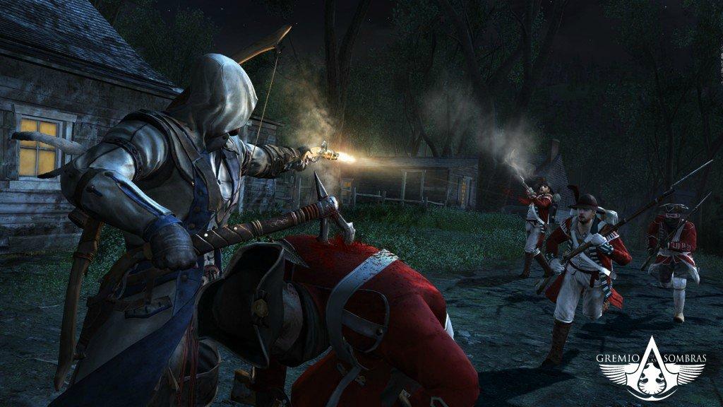Скриншоты Assassin's Creed III: американский убийца. - Изображение 1