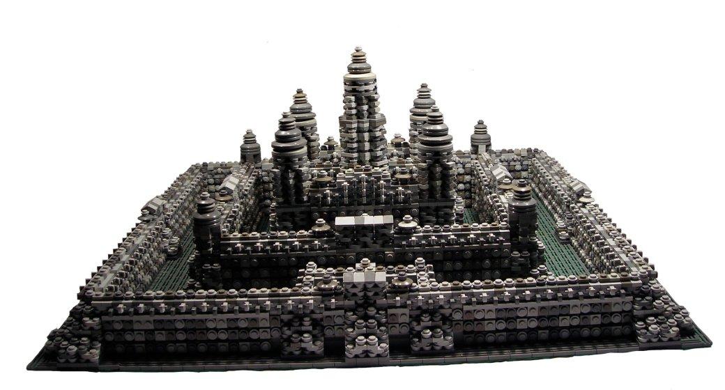Искусство в кубе: краткий экскурс по миру LEGO - Изображение 6