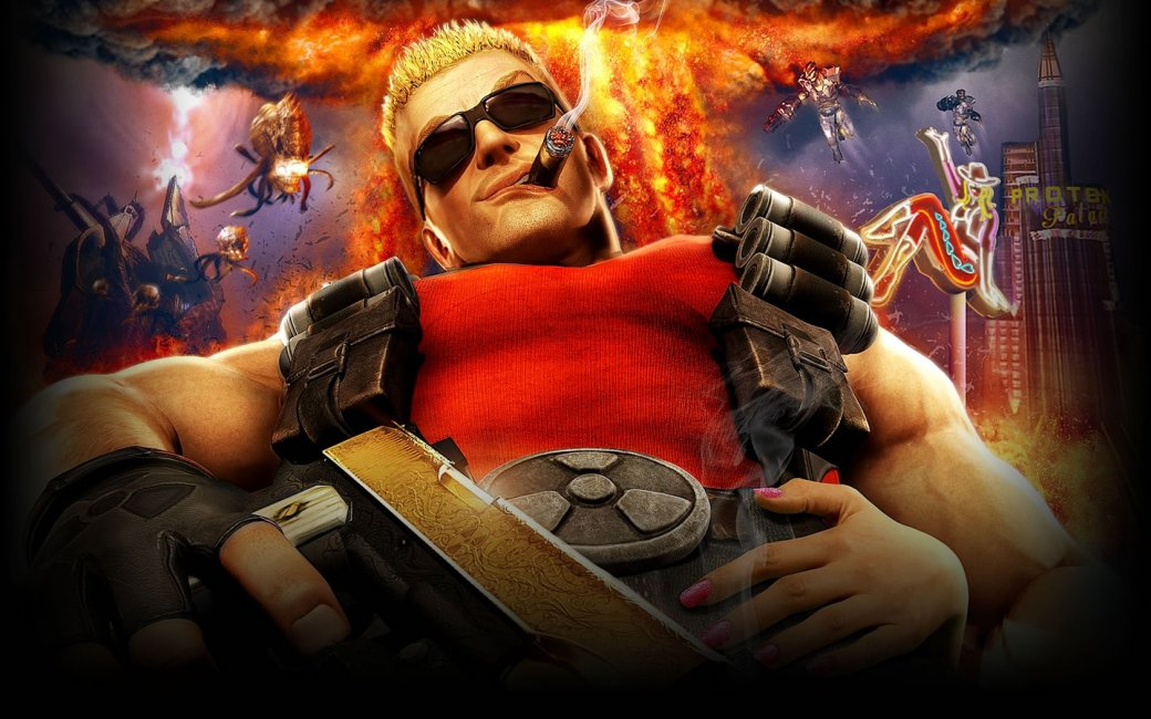 Gearbox готова отдать разработку новой Duke Nukem другой студии. - Изображение 2