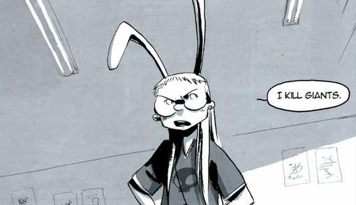 Комиксы: I Kill Giants - Изображение 3