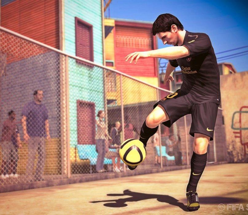 Рецензия на FIFA Street 2012 - Изображение 1