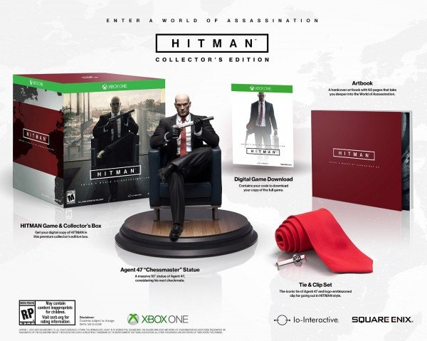 Hitman стала эпизодической игрой, стоит от $15 до $140 - Изображение 2