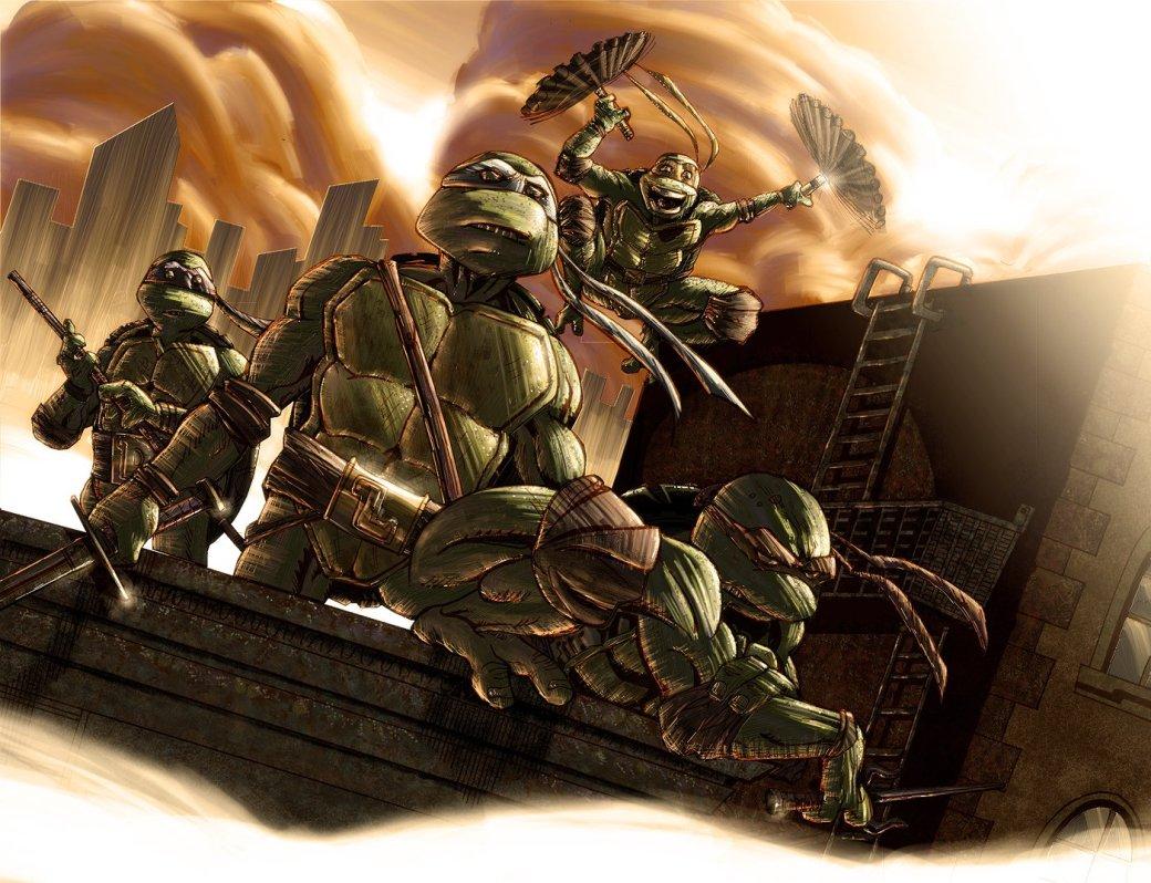 Рецензия на «Черепашки-ниндзя 2» - Изображение 9