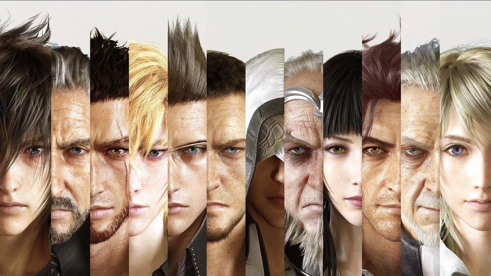 Сюжет Final FantasyXV станет лучше благодаря обновлениям