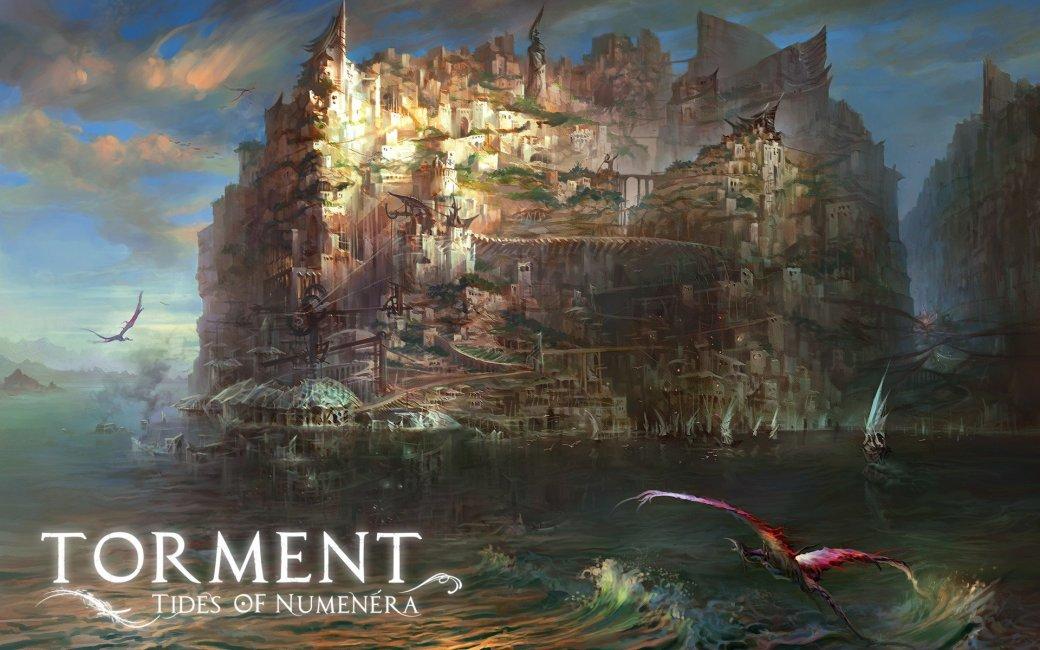 Torment: Tides of Numenera выйдет в следующем году - Изображение 1