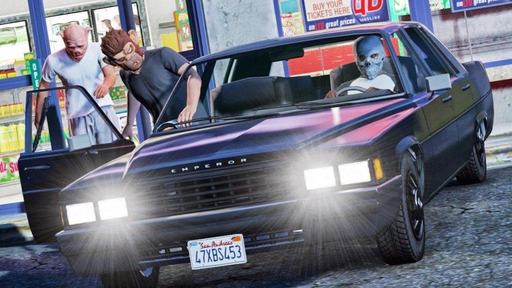 Десять сумасшедших вещей, которые я видел и делал в GTA 5 Online - Изображение 2