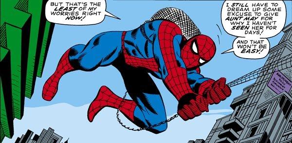 Легендарные комиксы про Человека-паука, которые стоит прочесть. Часть 1 - Изображение 9