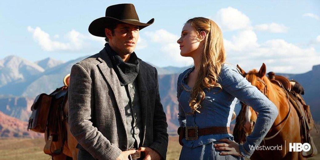 Главными героями сериала Westworld будут андроиды - Изображение 1