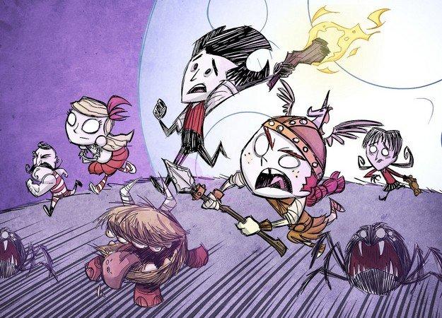 Выживать веселее вместе: Don't Starve Together выйдет на PS4 - Изображение 1