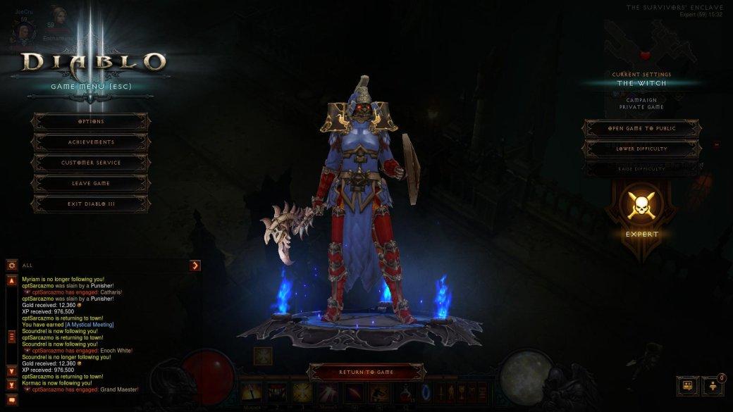 Обзор игры Diablo III: Reaper of Souls - Изображение 5