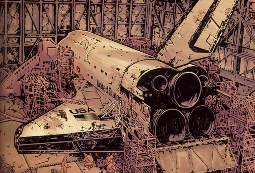 Комиксы: Orbiter - Изображение 3