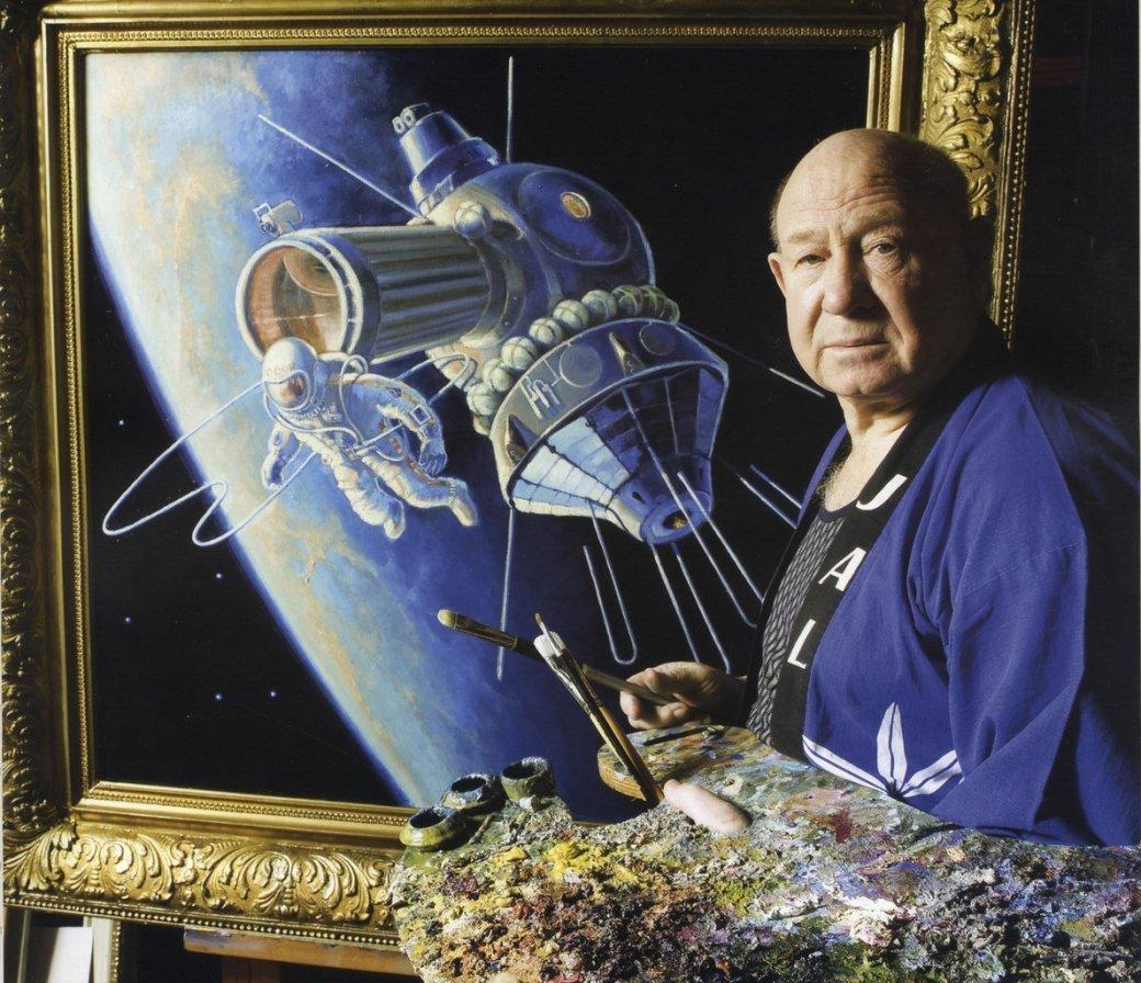 52 года назад человек впервые вышел вкосмос. История Алексея Леонова - Изображение 1