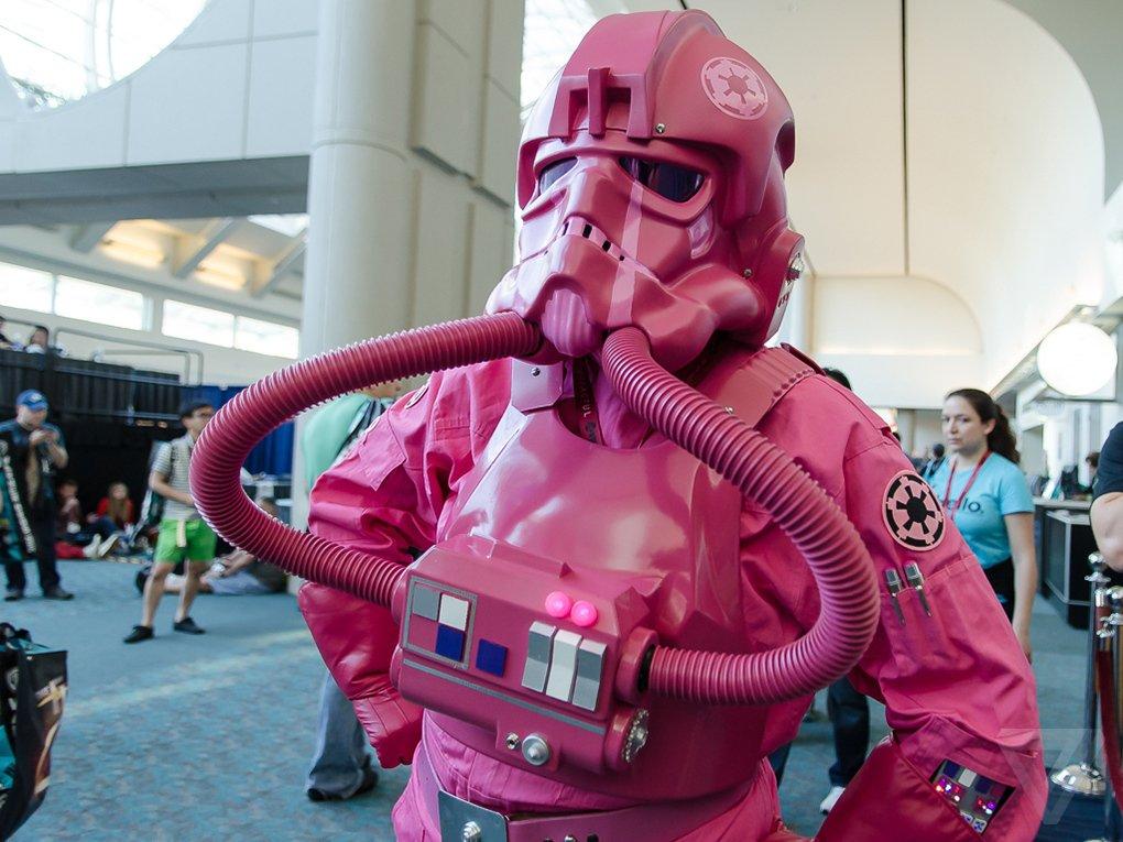 Косплей Comic-Con - Изображение 14