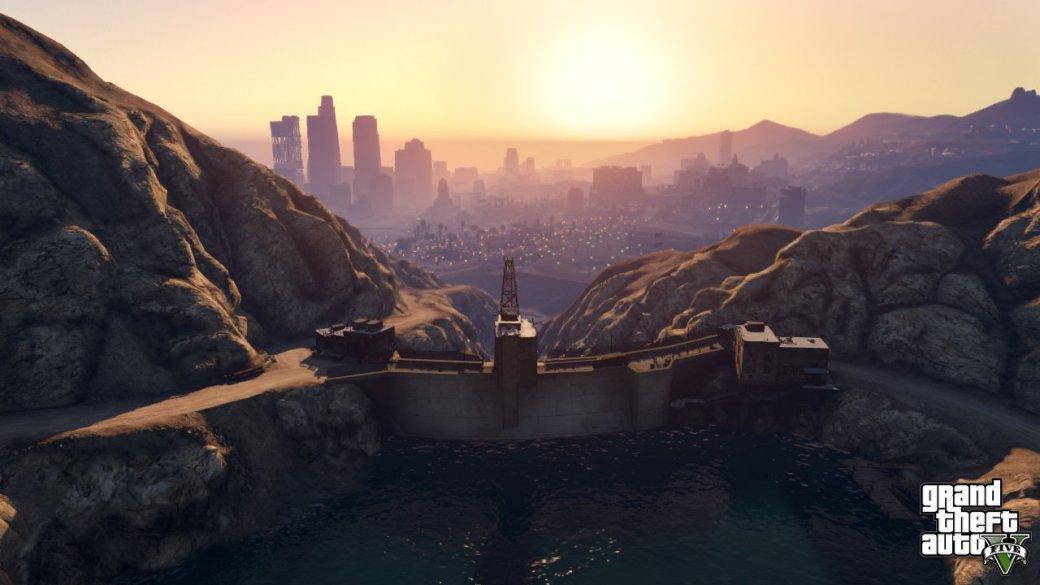 Игроки безуспешно пытаются взорвать плотину в Grand Theft Auto V - Изображение 1