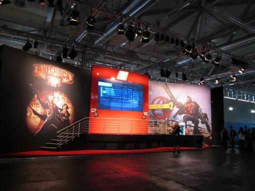 Gamescom 2011. Впечатления. День первый. - Изображение 9