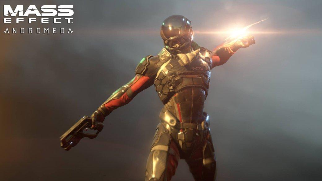 Сотрудники BioWare делятся подробностями Mass Effect: Andromeda. - Изображение 1