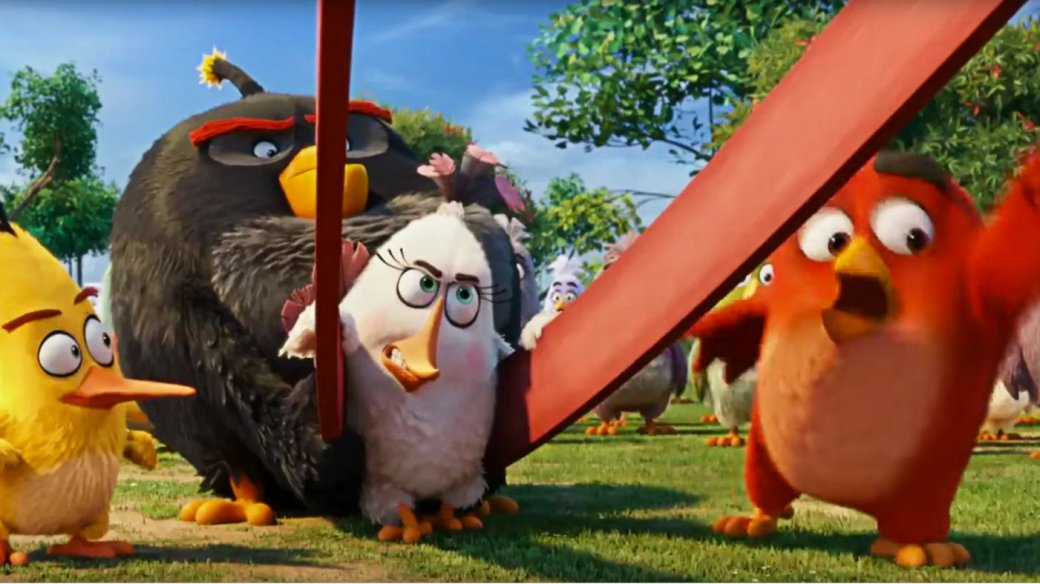 Рецензия на «Angry Birds в кино» - Изображение 9
