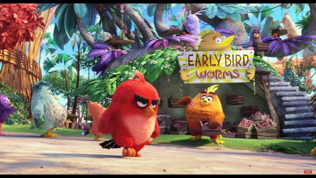 Рецензия на «Angry Birds в кино» - Изображение 13