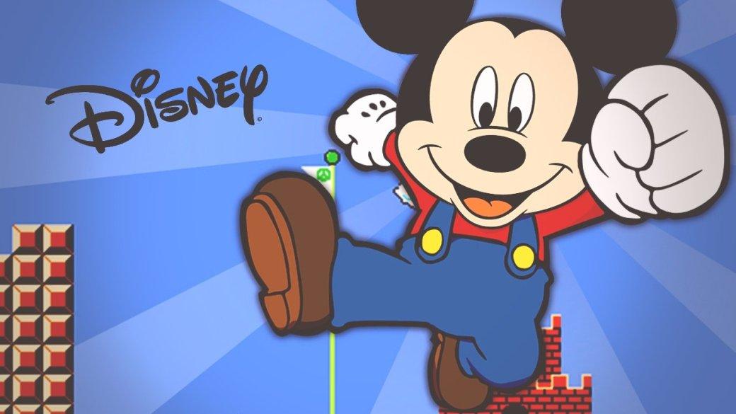 Слух: Nintendo и Disney работают над совместными фильмами - Изображение 1
