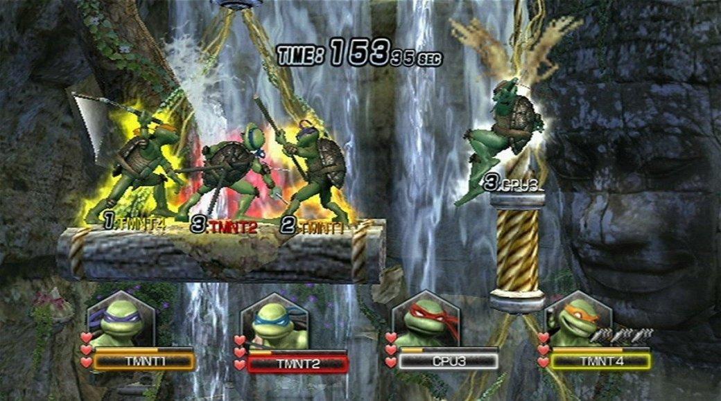 5 главных игр про черепашек-ниндзя - Изображение 6