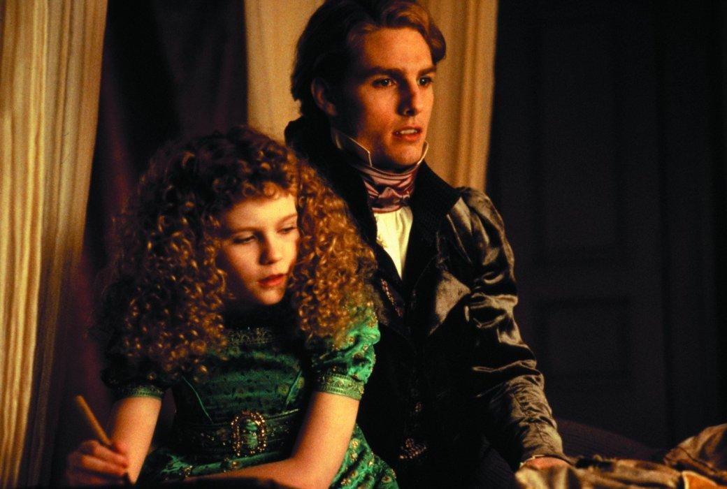 Энн Райс сама пишет телесериал про героев «Интервью с вампиром» - Изображение 1