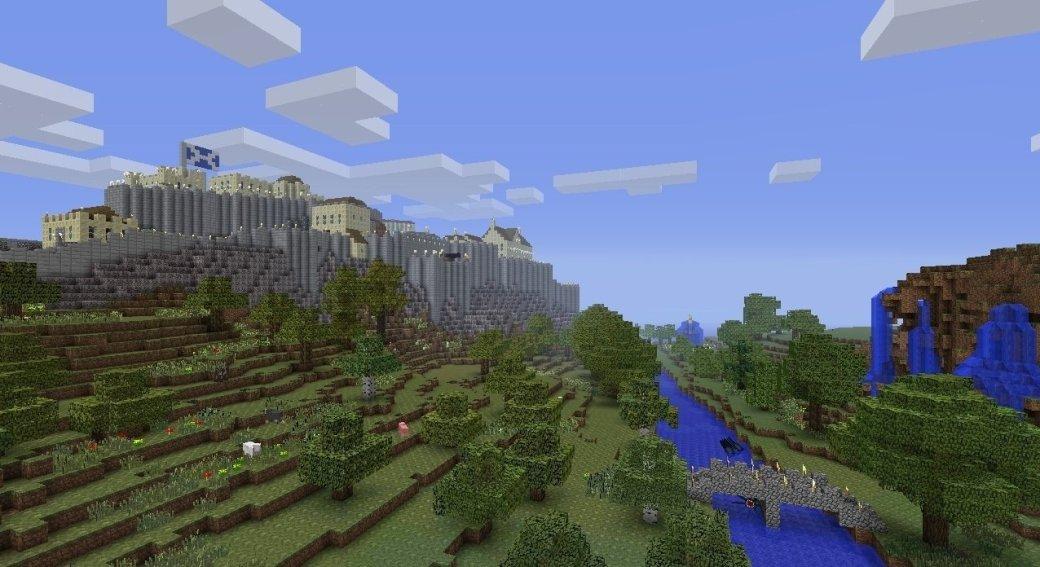Mojang расширит миры мобильной Minecraft  - Изображение 1