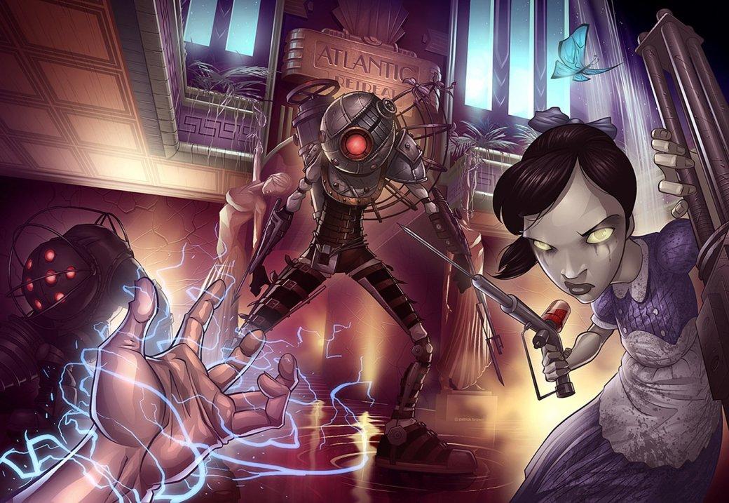 The Bioshock Collection для PS4 и Xbox One выйдет в ноябре. - Изображение 1
