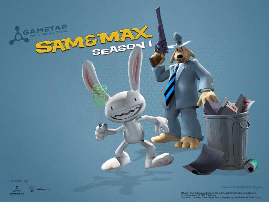 КвестОмания №3: Сэм и Макс: Первый Сезон - Изображение 1