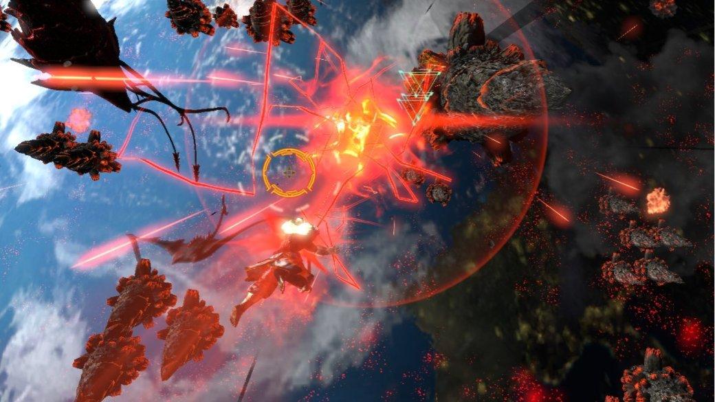 Рецензия на Asura's Wrath - Изображение 3