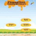 Скриншот Flappy Bee Buzzing Adventure Paid – Изображение 3
