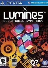 Lumines: Electronic Symphony – фото обложки игры